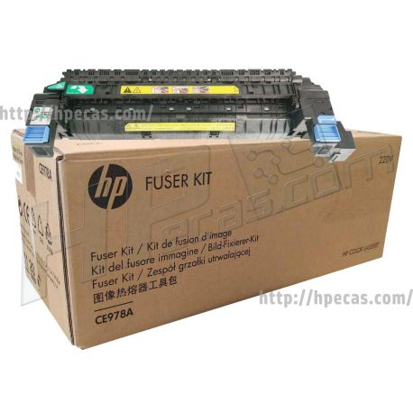 HP Fuser Kit 220V Original Color LaserJet CP5525, CP5520, M750 (CE978A, RM1-6181, CE707-67913) N