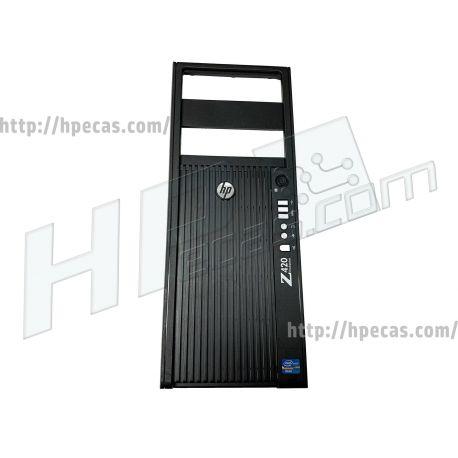 HP Z420 Workstation Front Bezel Assembly (663344-001) N