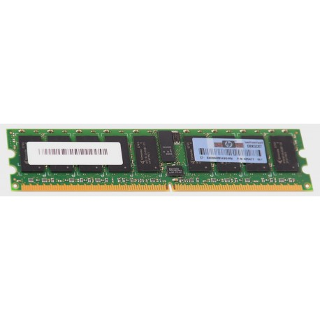 405477-061 HP Memória DDR II 4Gb Dual Rank - Pc2 5300 - ECC
