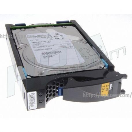 """Disco EMC 2TB 3.5"""" 7.2K SAS 6Gbps (005049496) (R)"""