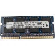 HP 4GB (1x4GB) 1Rx8, PC3L-12800S DDR3-1600, Unbuffered, CL-11, non-ECC, 1.35V SO-Dimm Special (727920-361, 727920-362, 727920-662, 727920-B61, 747221-005) N
