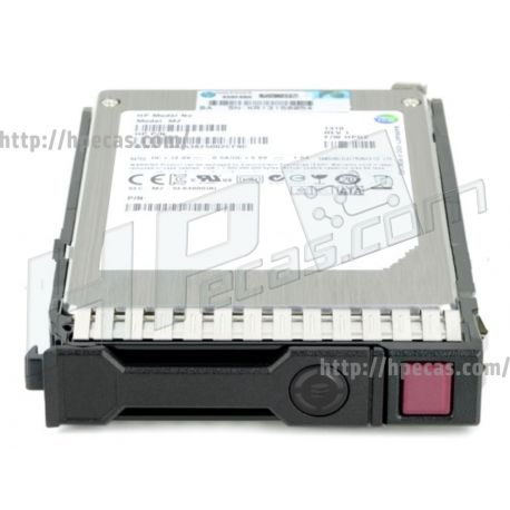 P09712-B21 - Hpe 480gb Sata 6g Mixed Use Sff (2.5in) Ssd