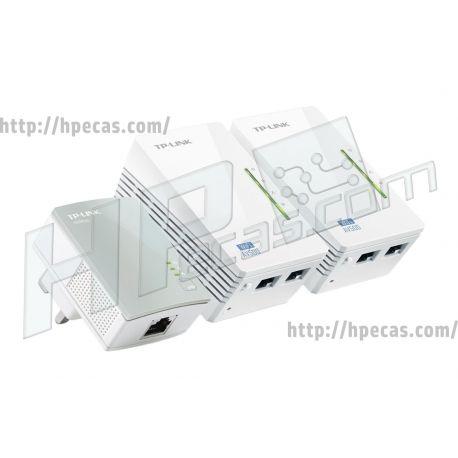 Powerline WiFi Extender TP-LINK 2-port KIT (TL-WPA4220T)