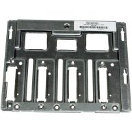 HPE 4-Bay LFF Non-Hot-Plug Hard Drive Backplate assembly (674792-001, 686746-001) R