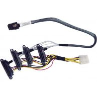 HPE Mini-SAS to SATA cable assembly (675233-001, 686747-001) R