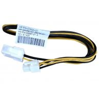 HPE 8-pin to 4-pin Power Adapter Cable (4N6M1-01 A, 676925-001, 686755-001) R
