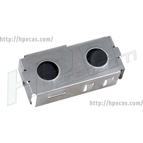 HPE Power Supply Blank 86x40mm (661619-001, 698883-001, 6053B03208) R