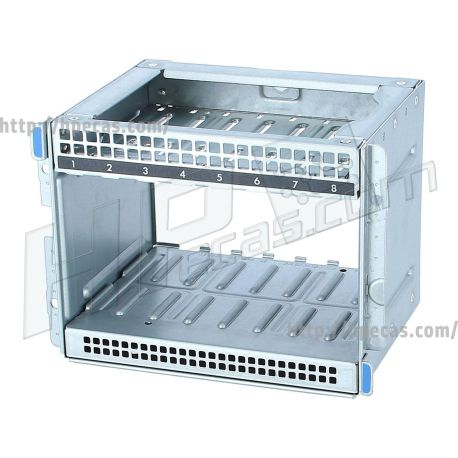 HPE 8-bay SAS/SATA Small Form-Factor (SFF) Hard Drive Cage assembly (674844-001, 686753-001) R