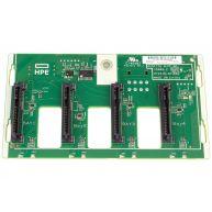 """HPE ML110 GEN10, 4-Bay SAS/SATA HP 3.5"""" LFF Hard Drive Backplane Board (872047-001, 872310-001, 878930-001) R"""