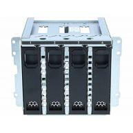 "HPE ML350 GEN10, 4-Bay SAS/SATA HP 3.5"" LFF Hard Drive Backplane Cage Kit (874566-B21) N"