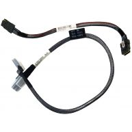 HPE ML350 Gen10 Straight Mini-SAS to Straight Mini-SAS Cables 470mm/18.5-inches and 250mm/9.8-inches (877578-B21, 879463-001) R