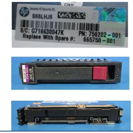 Hpe M6625 300gb 6g Sas 15k Rpm Sff (2.5-inch) Dual (665750-001)