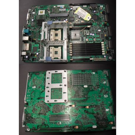 Proliant Dl380 G4 System Board With Processor Cage (359251-001)
