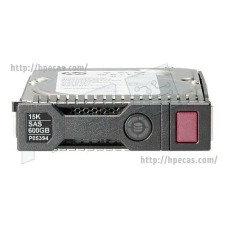 "HPE Disco HDD 600GB 15K LFF 3.5"" SAS SCC DS (P04695-B21, P05394-001) R"