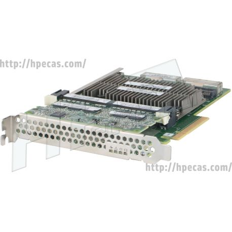 HPE Smart Array P840/4GB FBWC 12GB 2-Ports Int SAS Controller PCIe3 x8 (761880-001) R