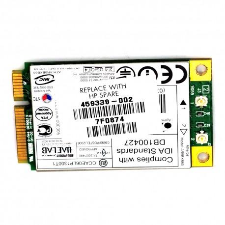 459339-002 HP Placa Wireless