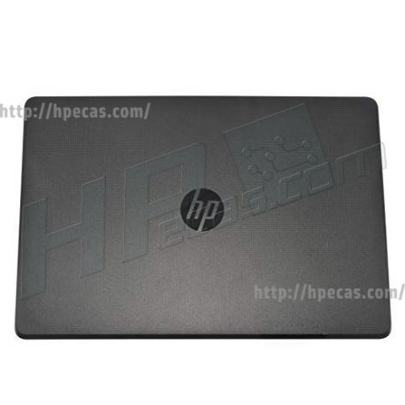 HP 15-BS, 15-BW LCD Back Cover Jet Black (924899-001, L13909-001) N