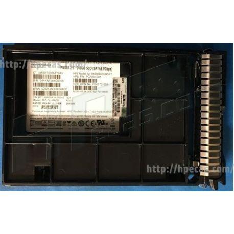 HPE SSD 960gb Lff Sata Ri Scc Ds (P09689-B21, P09846-001) FS