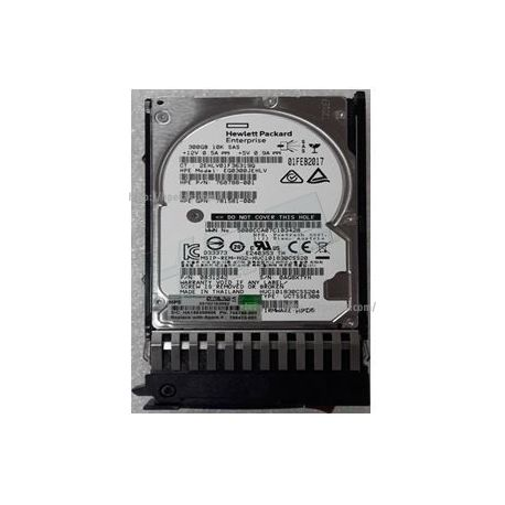HPE Sps-drv Hd 300gb 12g 10k 2.5 Sas Ent (785412-001, 785071-B21)