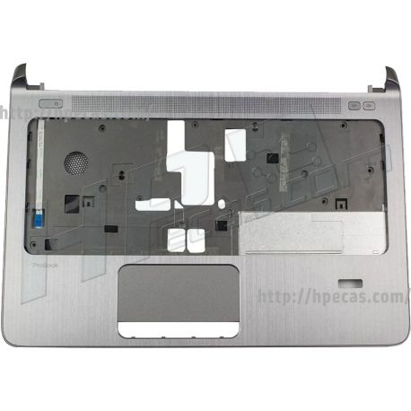 HP ProBook 430 G2 Top Cover Silver for models with a FingerPrint Reader (768213-001, 774532-001) N