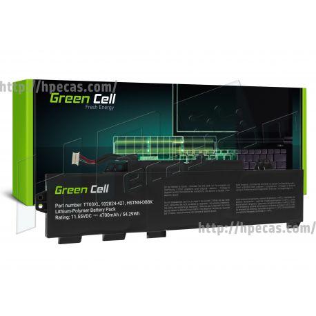 Green Cell TT03XL Bateria para HP EliteBook 755 G5, 840 G5, 850 G5, 850 G6, Zbook 15u G5 Mobile Workstation (HP166)