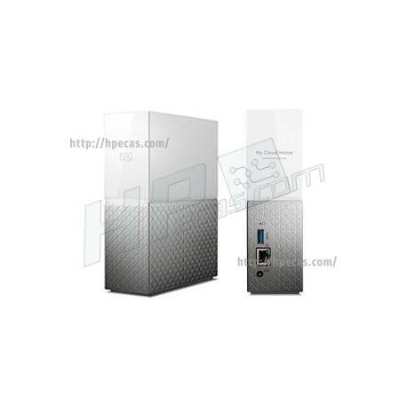 Armazenamento NAS WD My Cloud Home 4TB (WDBVXC0040HWT)
