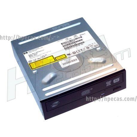 "HP DRIVE ODD SATA DVD-RW DUAL LAYER 48/16X SUPERMULTI (SMD) LIGHTSCRIBE (JACK BLACK COLOR) 5.25"" HALF-HEIGHT (419498-001, 447310-001, 447466-001, 506462-001, 581600-001, 615646-001) R"