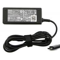 Carregador ASUS Original Smart 45W 20V/15V/12V/9V/5V USB Type-C Black (0A001-00695000, 0A001-00695100, A045RP14P, A18-045N1A, AC219, PA-1450-50AS) N