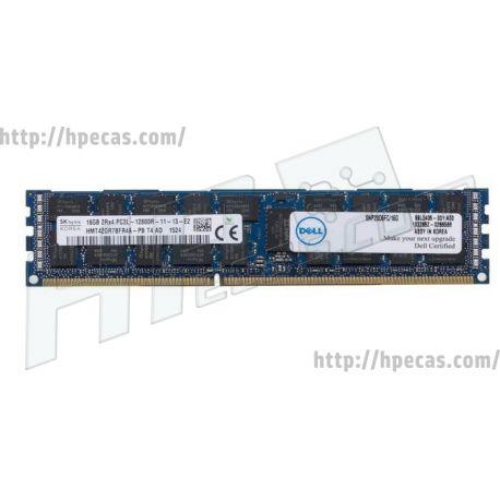 Memória Compatível 16GB (1x 16GB) 2Rx4 DDR3/1333 PC3L-10600 CL9 REG/ECC RDIMM 1.35V 240-pin Dimm (ID108122)