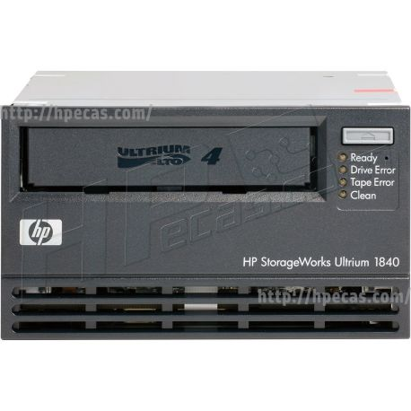 HPE StoreEver LTO-4 Ultrium 1840 Internal Tape Drive (EH860B) R