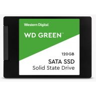 "Disco SSD 2,5"" 7mm 120GB SATA 3 - Western Digital GREEN (WDS120G2G0A)"