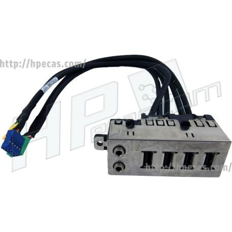 HP Front I/O Cable assembly 300 300MM 4U (646827-001) R