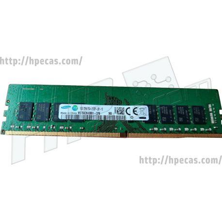 OEM 16GB (1X16GB) 2Rx8 DDR4-2133P-E CAS-15-15-15 Unbuffered ECC Standard Memory Kit (797259-091, 797259-591, 7XRW4, 805647-B21, 805671-B21, 819801-001, 840818-001, D1MT9, DC08C, KVTD4, N0H88AA, N0H88AT, NOH88AA, NOH88AT) C