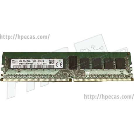 OEM 8GB (1x8GB) 2Rx8 PC4-17000P-E DDR4-2133 ECC SDP CAS:15-15-15 1.20V UDIMM STD (021PC5, 0H5P71, 21PC5, 797258-081, 797258-581, 805669-B21, 805669-S21, 819800-001, 840816-001, A8526300, H5P71, M6Q59AV, N0H87AA, N0H87AT, SNPH5P71C/8G) C