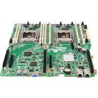 HPE DL60 GEN9, DL80 GEN9, Motherboard for Intel Xeon E5-2600 series v3 processors (842571-B21, 847393-001, 773911-002, 773911-001) N
