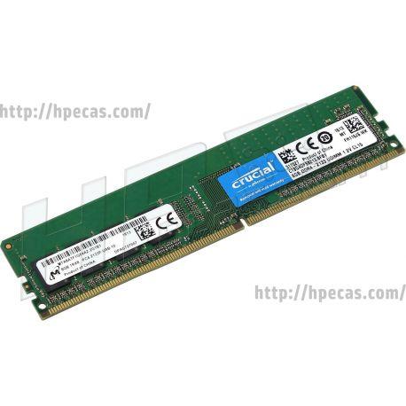 OEM 8GB (1x8GB) 1Rx8 PC4-17000P-U DDR4-2133 Non-ECC SDP CAS:15-15-15 1.20V UDIMM STD  (911604-591, CT8G4DFS8213, MTA8ATF1G64AZ-2G1, KCP421NS8/8, KVR21N15S8/8, M378A1K43BB1-CPB, M378A1K43CB2-CRC, M378A1K43CB2-CPB, M378A1K43DB0-CPB) N