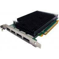 NVIDIA Quadro NVS 450 512MB GDDR3 PCIe x16 DisplayPortx4 Graphics Card (0N217R, 490565-002, 490565-003, 492187-001, 64Y9895, 683868-001, 689470-001, FH519AA, FH519UT, FY916AV, N217R, NVS450, VK447AV) R