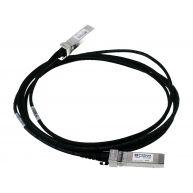 HPE X242 10G SFP+ to SFP+ 3M Direct Attach Copper Cable (J9283-61001, J9283-61101, J9283-61201, J9283-61301, J9283B, J9283D) R