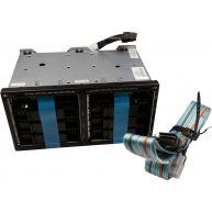 HPE DL380P Gen8, DL385P Gen8 8-SFF HDD Cage/Backplane Kit (662883-B21) N