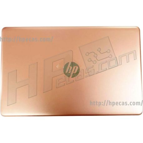 HP 15-BS, 15-BW, 15-RA, 15-RB LCD Back Cover Rose Gold (926294-001, L03443-001) N