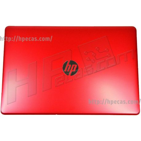 HP 15-BS, 15-BW, 15-RA, 15-RB LCD Back Cover Scarlet Red (L19444-001) N