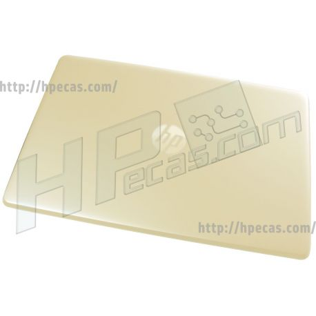 HP 15-BS, 15-BW, 15-RA, 15-RB LCD Back Cover Silk Gold, Silk Gold Logo (L02818-001) N