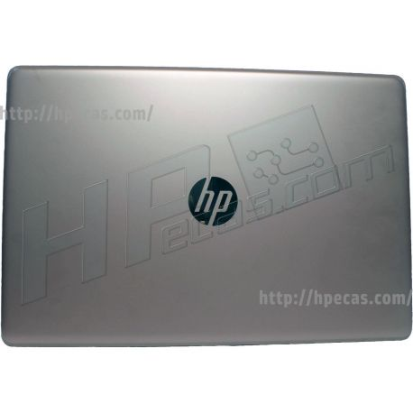 HP 17-AK, 17-BS, 17-BR, 17-BU Display Back Cover in Rose Gold for use in touch models (933301-001) N