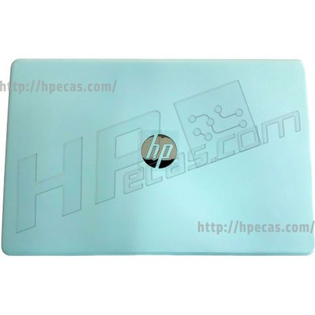 HP 17-AK, 17-BS, 17-BR, 17-BU Display Back Cover in Pale Mint for use in touch models (933296-001) N