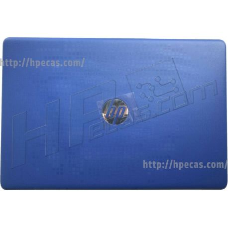 HP 17-AK, 17-BS, 17-BR, 17-BU Display Back Cover in Marine Blue for use in touch models (933294-001) N