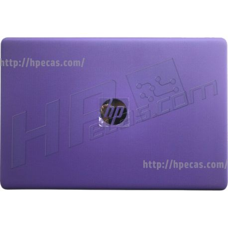 HP 17-AK, 17-BS, 17-BR, 17-BU Display Back Cover in Amethyst Purple for use in touch models (933295-001) N