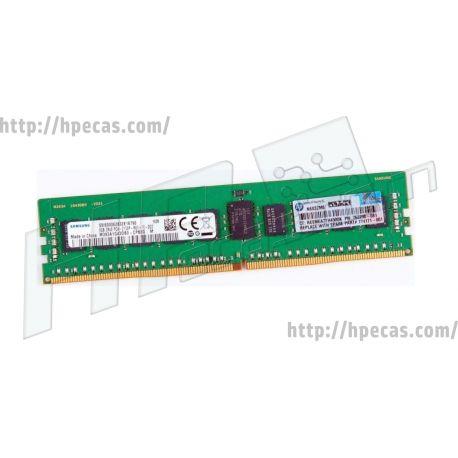 HPE 8GB (1x8GB) 2Rx8 PC4-17000P-R DDR4-2133 ECC SDP CAS:15-15-15 1.20V RDIMM STD (759934-B21, 759934-S21, 759935-201, 759935-B21, 759935-S21, 762200-081, 774171-001)  N