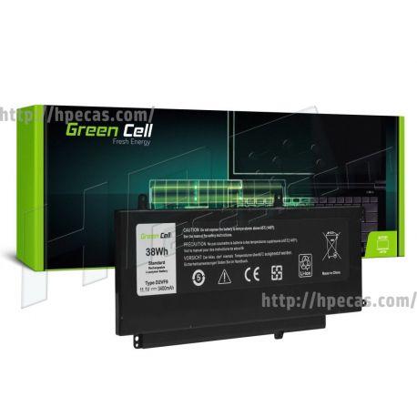 Bateria Green Cell D2VF9 para Dell Inspiron 15 7547 7548 Vostro 14 5459 11.1V * 3500 mAH (DE147)