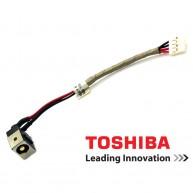 DC Power Jack TOSHIBA Portege R700 série (6017B0230601)