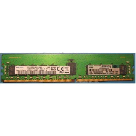 HPE 16gb (1x 16gb) - Ddr4-2933/pc4-23466 Ddr4 Sdram - (P00920-B21, P06187-001) N